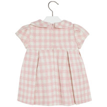 Mayoral Baby Girls Wool Blend Check Plaid Dress image 2