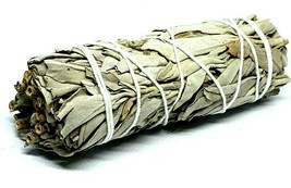 White Sage Stick Californian Smudge 10cm Cleansing Purifying Rituals - $23.39