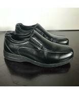 Goodyear Logan Casual Men's Footwear Shoes Size 7.5W (Wide). Black. Worn... - $22.77