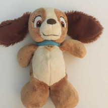 Disney Baby Lady and the Tramp Plush Stuffed Animal Lovey Toy - $26.72