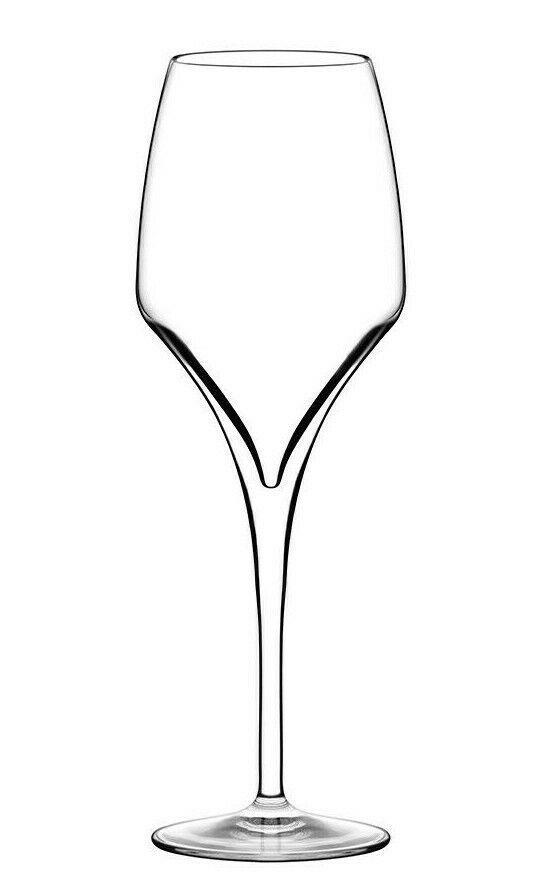 Italesse Tiburon Gran Cru Champagne Prosecco Lead Free Xtreme Crystalline Glass