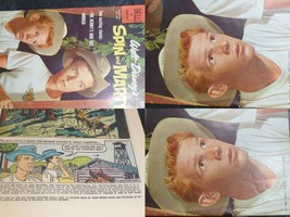 Walt Disney's  Spin and Marty 1960 Adventure Book- Free Shipping - $35.74