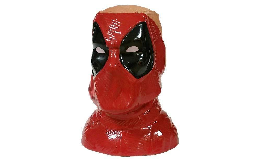 Chia Pet Deadpool - Marvel, Decorative Pottery Planter