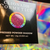 NWT NIB Clionadh Cosmetics JEWELLED MULTICHROME SINGLE PAN *ONE SHADE* Gothic image 8