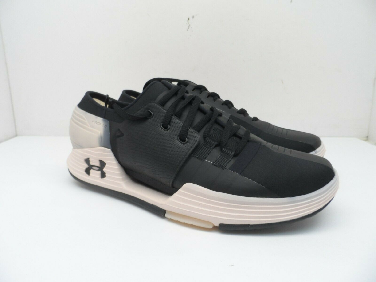 Primary image for Under Armour Women's SpeedForm AMP 2.0 Training Shoes Black/X Ray Size 9.5M