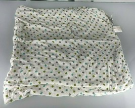 Aden + Anais Baby Boy Blanket Rayon Bamboo Swaddle Blue Green Gray White... - $34.64