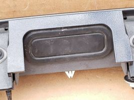 08 09 Enclave Acadia Rear Tail Finish Panel Trunk Trim w/ Back-up Reverse Camera image 6