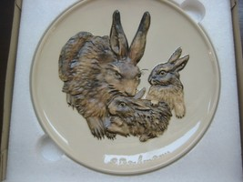 """""""Mothers Series"""" Plate in bas relief by Goebel Germany First Ed. 1975 - $17.82"""