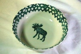 Tienshan Moose Country Stoneware Soup/Cereal Bowl Folkcraft - $4.15