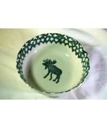 Tienshan Moose Country Stoneware Soup/Cereal Bowl Folkcraft - $4.15