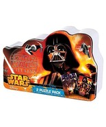 Disney Star Wars Villains with 2 Puzzle Packs 1... - $9.85