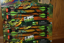 8 Nerf Zombie Strike Arrow Refill 2 Packages of 4 Each NEW - $24.99