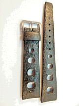 Vintage 1960'S Tropic Rally Sport Diver 19MM Inox Buckle Watch Band - $169.32