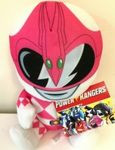New Saban's Power Rangers Pink Plush Toy. Large 10 inches. New. - $17.63