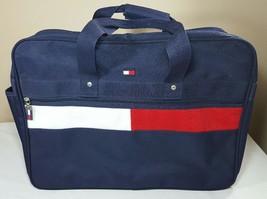 VTG Tommy Hilfiger Duffle Bag 90's Athletics Backpack Flag Colorblock Me... - $69.99