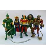 DC Universe Classics Wave 12 New Gods Lot Orion Steppenwolf Big Barca - $148.49