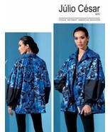 Vogue Pattern 9368/10109 Misses Jacket Julio Cesar S M L - $16.44