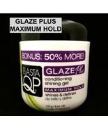 ELASTA QP MAXIMUM HOLD GLAZE CONDITIONING SHINING GEL SHINES AND DEFINES... - $5.53