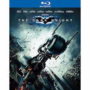 The Dark Knight (Blu-ray, 2-Disc Set)