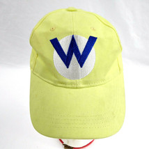 SuperMario Brothers Strapback Yellow Hat Baseball Cap - $10.64