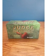 Judge For Yourself The Game of Real Life Courtroom Dramas Pressman Adult... - $14.80