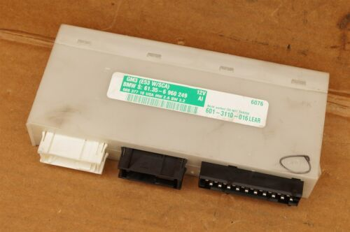 BMW GM3 E53 W/SCA General Body Control Module Unit BCM SCA 61.35-6960249