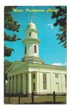 PA Media Presbyterian Church Baltimore Pike and Church St Vntg Postcard Unused - $4.99
