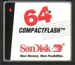 Cisco Compatible MEM-C4K-FLD64M - 64mb Flash Memory for Cisco Catalyst 4... - $21.73