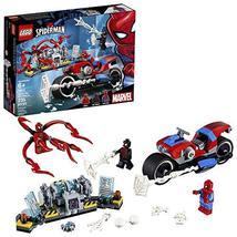 LEGO 6251072 Marvel Spider-Man Bike Rescue 76113 Building Kit (235 Piece... - $33.41