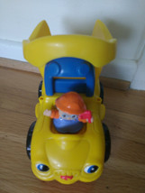 Fisher Price Little People Singing Dump Truck with Driver - $9.90