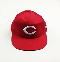 OC Sports Team MLB Cincinnati Reds Cap Adult One Size Red Hat Adjustable - $15.43