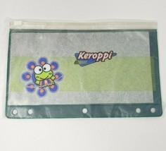 VINTAGE 1997 SANRIO SMILES KEROPPI FROG STATIONARY GREEN PLASTIC PENCIL ... - $42.08