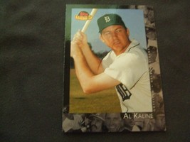 2001 Topps American Pie #1 Al Kaline -Detroit Tigers- - $3.12