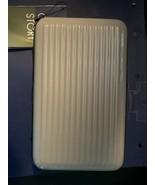 Open Story Hardside Mini Luggage Case -  Metallic Grey - $9.89