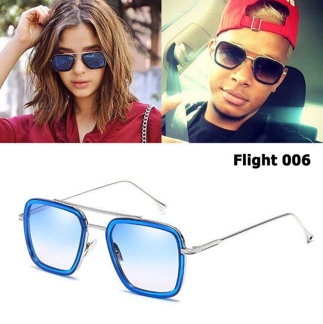 a55dcb9e8 JACKJAD Fashion Flight Style Square Aviator and 50 similar items