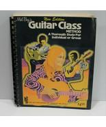 Mel Bays Guitar Class Method 1976 - $16.16