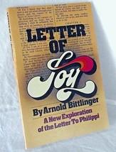Philippians Bible Study Letter Joy Philippi Teaching Adult Arnold Bittli... - $9.89