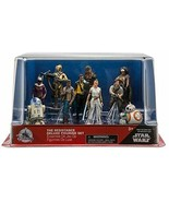 Star Wars: The Dawn of Skywalker USA Disney Store Limited Deluxe PVC Fig... - $114.47