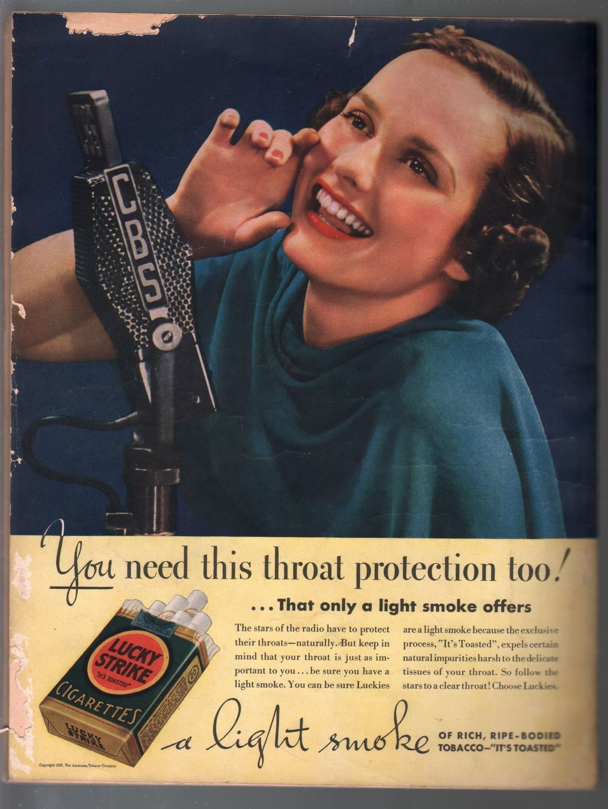 True Confessions 4/1937-Fawcett-pin-up girl-Zoe Mozert-Loretta Young-spicy-G