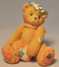 Cherished Teddies - Jasmine - 202940 - A Bouquet of Blessings For You - $13.85