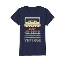 Funny Shirts - Vintage Retro Made In May 1946 72nd Birthday Gift 72 yrs old Wowe image 4
