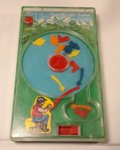 Vintage Hand Held Game Tommy Pocket Fishing Game - $19.35