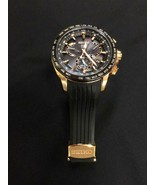 SEIKO ASTRON SBXB055 Gold & Black Confirmed Operation Men's Analog Watch... - $1,125.11