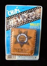 Chips Wallet Imperial 1981 New Light Brown - $18.99