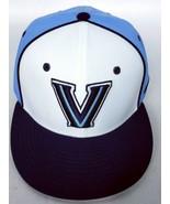 Villanova University Wildcats Men's Baseball Cap Hat Fitted XS/Small - $26.27