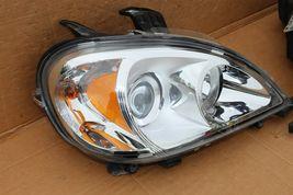 02-05 Mercedes W163 ML320 ML350 ML430 Halogen Projector Headlight Set L&R image 6