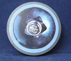 "THE BODY SHOP ""Blueberry"" BODY BUTTER. Full size 6.75oz 24 Hour Moisture - $11.57"