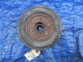1986 Nissan 300ZX turbo VG30ET V6 OEM crank pulley harmonic balancer cra... - $79.99