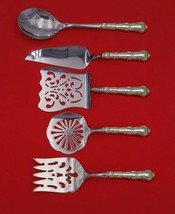Strasbourg by Gorham Sterling Silver Brunch Serving Set 5-Piece HHWS Cus... - $359.00