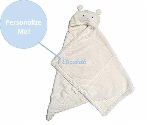 GUND Baby Toothpick Llama Hooded Plush Blanket (Personalized) - $49.50